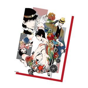 艶漢アンダーグラウンド展 B2ポスター(光路郎)