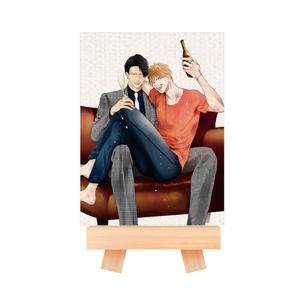 ドラスマス2019 ミニミニキャンバス<ひなこ先生>