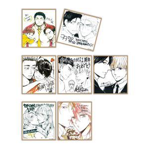 トレーディングミニ色紙カード<全7種>