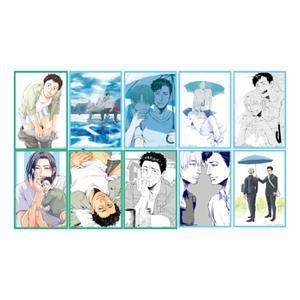 カサイウカ先生イラストカード(全10種セット)
