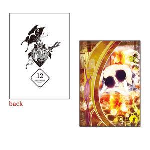 A5判高級紙イラストカード/012〈#媚薬展〉
