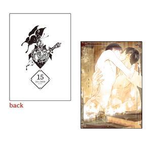 A5判高級紙イラストカード/015〈#媚薬展〉