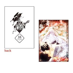 A5判高級紙イラストカード/016〈#媚薬展〉