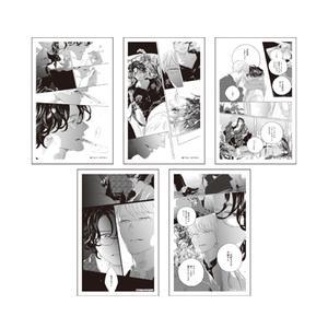 トレーディング『ネイキッドカラー』名シーンクリアカード:全5種〈アマミヤオンリーイベント〉