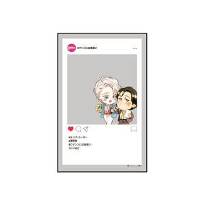 SNS風クリアカード/『ロマンスには程遠い』A〈アマミヤオンリーイベント〉