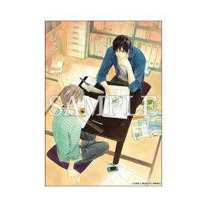 A5判高級紙イラストカード/恋愛前夜〈凪良ゆう先生「美しい彼」TVドラマ化記念展〉