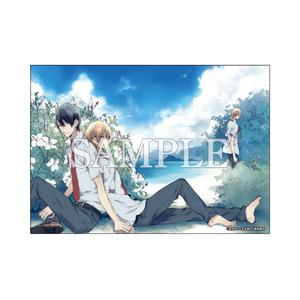 A5判高級紙イラストカード/きみが好きだった〈凪良ゆう先生「美しい彼」TVドラマ化記念展〉