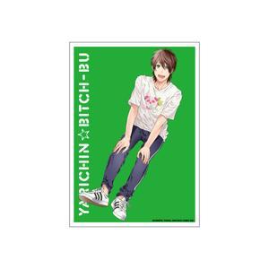 A5アクリルプレート/2巻表紙絵A 〈ヤリチン☆ビッチ部4巻発売記念展〉