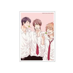 A5アクリルプレート/イベントMV〈ヤリチン☆ビッチ部4巻発売記念展〉