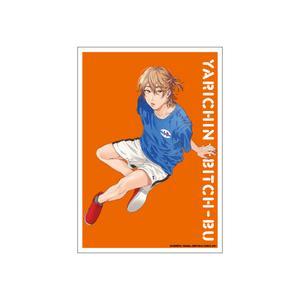 A5アクリルプレート/2巻表紙絵B 〈ヤリチン☆ビッチ部4巻発売記念展〉