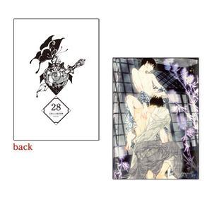 A5判高級紙イラストカード/028〈#媚薬展〉