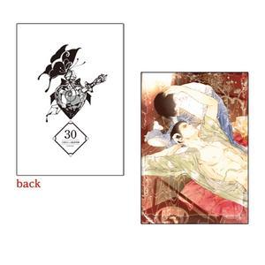 A5判高級紙イラストカード/030〈#媚薬展〉