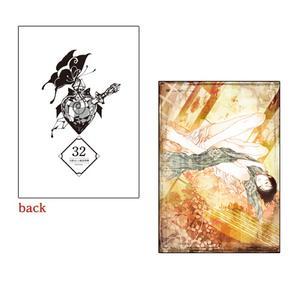 A5判高級紙イラストカード/032〈#媚薬展〉