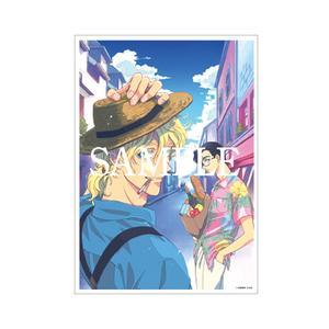 【数量限定・直筆サイン入】吾妻香夜「ラムスプリンガの情景」/A4判アクリルプレート