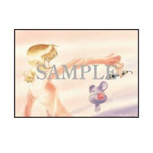 A5判イラストカード/7巻 <ぼくらの展>