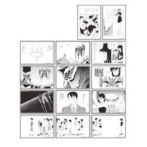 名場面クリアカード:ブラインド(全14種)  <ぼくらの展>
