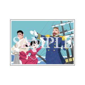 【数量限定・直筆サイン入】田亀源五郎「弟の夫」/A4判アクリルプレート