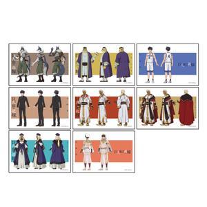 キャラクタークリアカード:ブラインド(全10種) <巨人族の花嫁展>