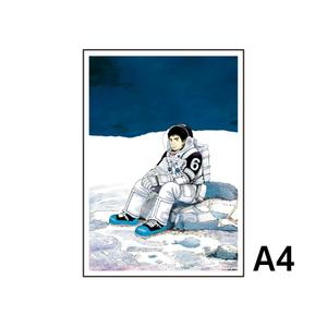 A4アクリルプレート/B(モーニング2019年39号表紙)〈宇宙兄弟40巻発売記念展〉