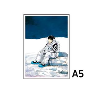 A5アクリルプレート/B(モーニング2019年39号表紙)〈宇宙兄弟40巻発売記念展〉