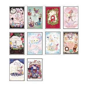 トレーディングクリアカード:ブラインド(全10種) <センチメンタルサーカス>