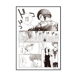 A5判イラストカード/6「とどめをハデにくれ!!」〈『Baby Baby』発売記念SHOP at 渋谷虜〉