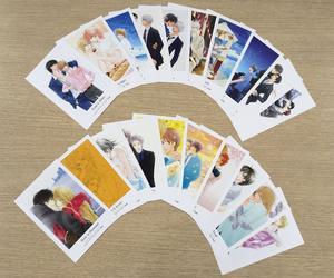 天禅桃子ポストカード(カラー20種セット)(drap)