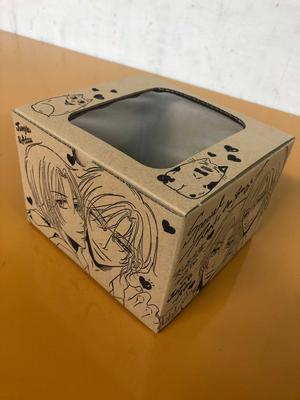 天咲吉実先生描き下ろし収納ボックス