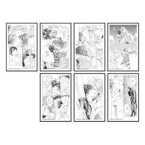 クリアカード/トレーディング全7種〈『クリムゾン・スペル』完結記念展〉