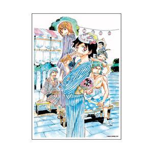 A4判アクリルプレート(縦)/放課後ペダル7巻表紙