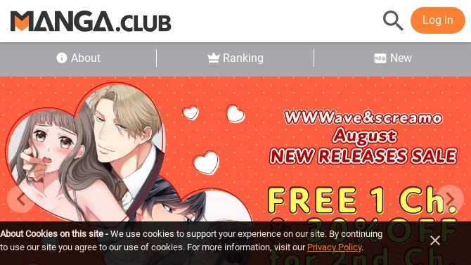 MANGA.CLUB