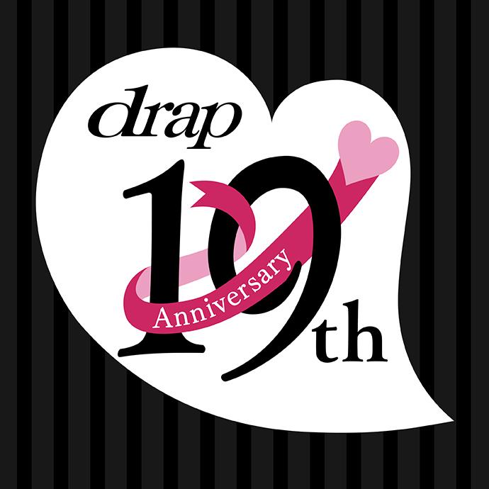 『drap19th Anniversary』×池袋虜