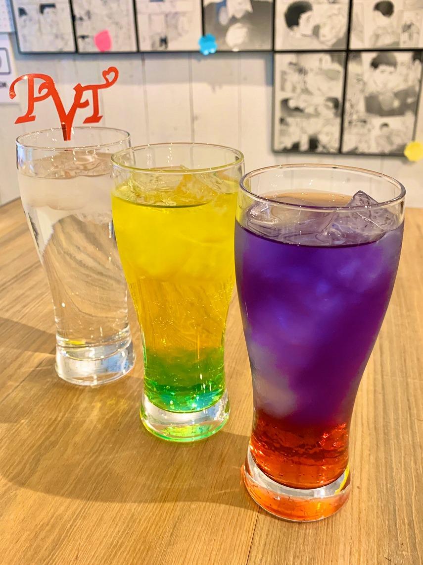 PVT cafe【池袋虜&大阪谷六虜】