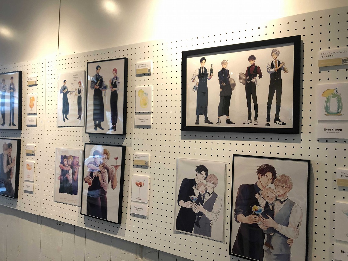 LiQulle 5th anniversary -bar LiQulle- 大阪店