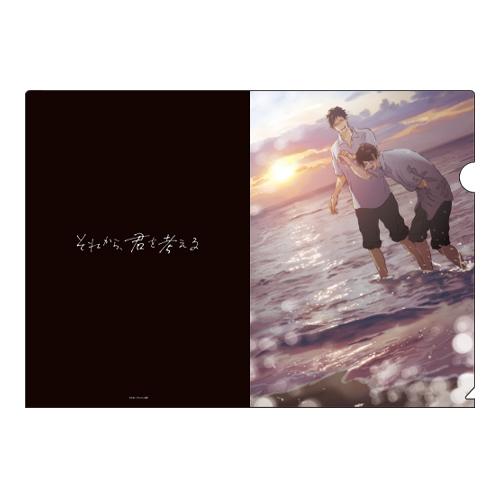 クリアファイル/小松〈Canna 10th イベント〉