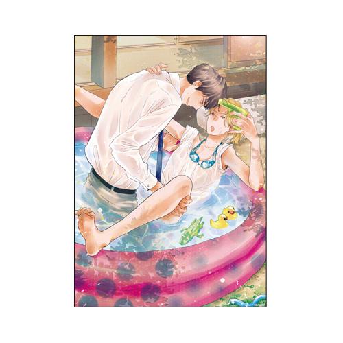 耐水お風呂ポスター<嶋二>