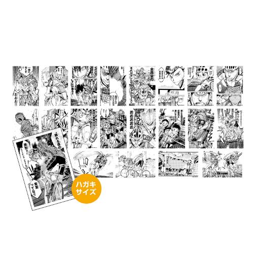 名シーン原稿クリアカード:ハガキサイズ(全21種)